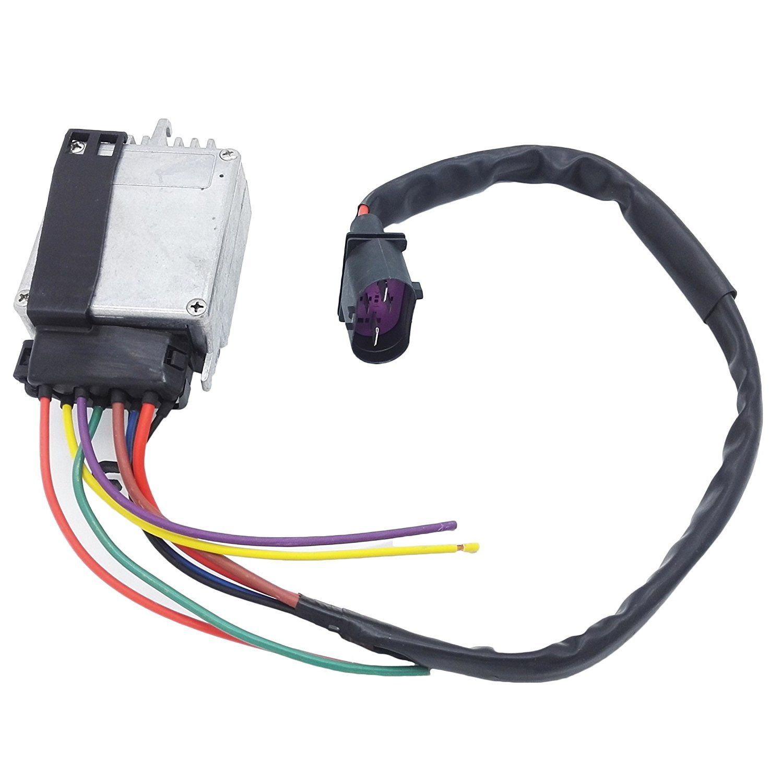 radiator cooling fan control module for audi a4 a4 quattro a6 a6 quattro v6