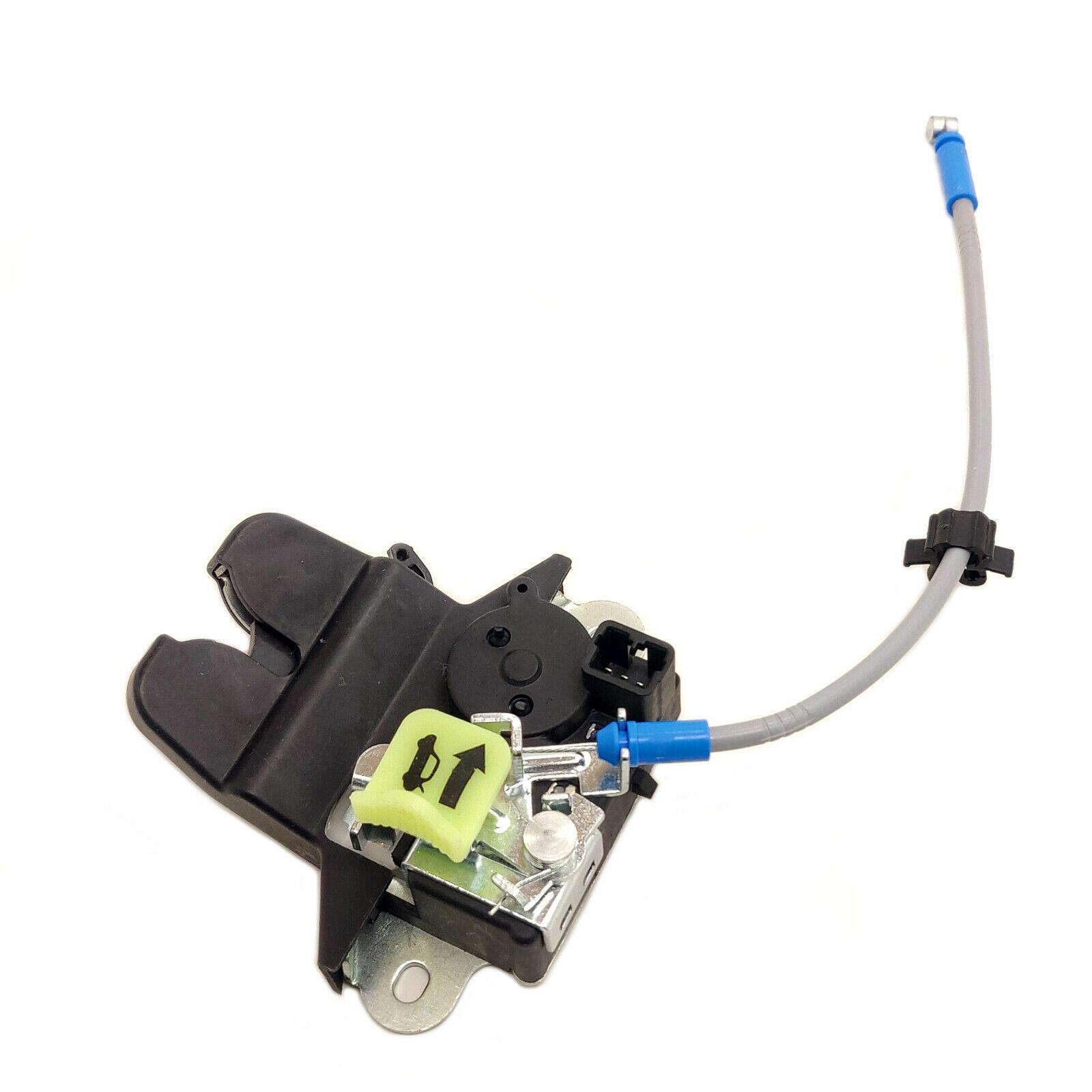 Hood Lock Latch for 14-18 Ford Fiesta S SE ST Titanium 1.0L 1.6L D2BZ-16700-A