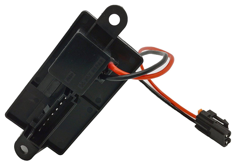 Blower Motor Resistor Front for Chevy Silverado 1500 2500 GMC Sierra Yukon RU371