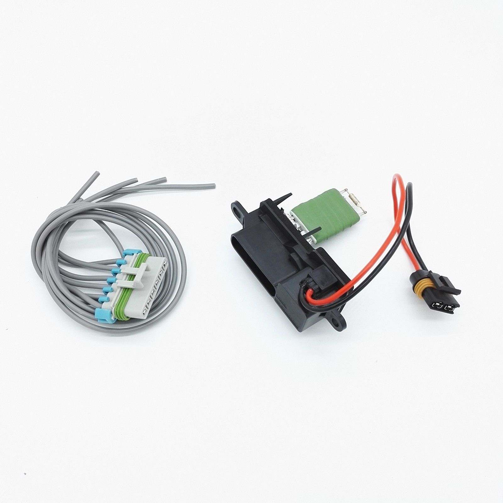 Okay Motor The Largest Auto Parts Blower Resistor And Wiring To Components Hvac Kit For 1996 2005 Gmc Safari Chevrolet Astro 43l